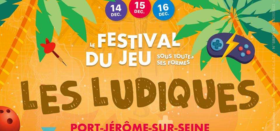 Les Ludiques — A.R.C.A.D.E — Port-Jérôme-sur-Seine